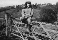 roger daltrey on his farm