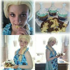 Epic Backen mit Elsa Die Eisk nigin