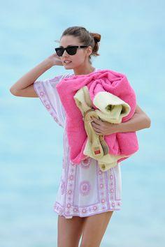 Perfectas también en vacaciones: Olivia Palermo
