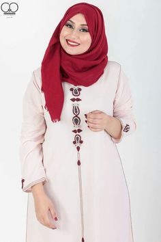 Abaya Style, Hijab Style, Hijab Fashion 2016, Abaya Fashion, Womens Fashion, Ankara Short Gown Styles, Short Gowns, Mode Abaya, Mode Hijab