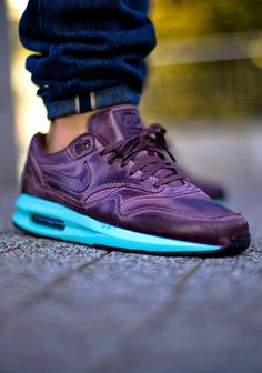 "huge discount 8bbbd a35fe Nike Air Max Lunar1 Leather QS ""Mahogany Pack"" Nike Outfits, Work Outfits,"