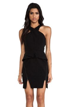 keepsake Motionless Dress in Black from REVOLVEclothing