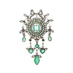 Art Nouveau Jewlery, by Faberge
