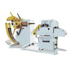 Automatic Coil Uncoiler Straightener Machine