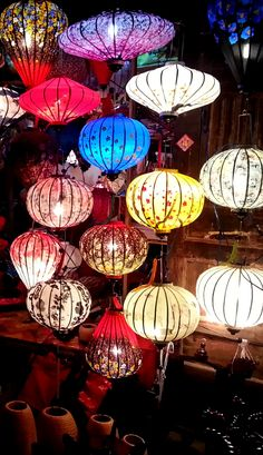 Lanterns in Hoi An, Vietnam Lanterns in Hoi An, Vietnam Related Post Where To Go in Vietnam: 11 Cool Places You WonR. Where To Go in Vietnam: 11 Cool Places You Won't Want to Miss A culture travel guide to the all best things to do in Vietnam Hoi An, Vietnam Travel, Asia Travel, Vietnam Tours, Hanoi, Deco Restaurant, Chinese Lanterns, Japanese Paper Lanterns, Culture Travel