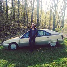 My late Citroën BX Millésime