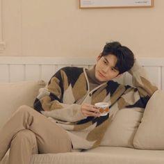 Ong Seongwoo, Bean Bag Chair, Cheating, Prince, South Korea, Beanbag Chair, Bean Bag