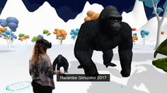 Harambe Simulator 2017