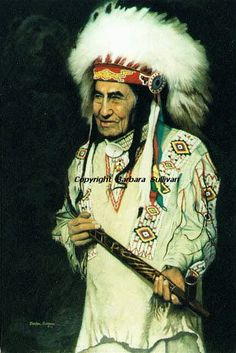 Bear Heart Lakota Sioux   by Barbara Sullivan kp