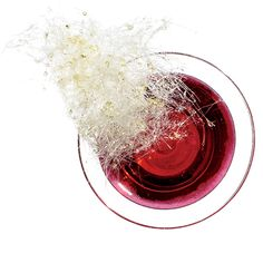 Brides.com: Cool Wedding Signature Cocktails. A Health Nut's Elixir: The Beet-Lini. Serve this colorful mimosa alternative (particularly delightful for thirsty vegetarians) at a dressy daytime event.  4oz prosecco ½ oz beet juice ½ oz vanilla simple syrup  Serve in Champagne flute, garnish with vanilla spun sugar.