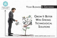 Grow your business with the top-notch #ITsolutions of the SwipeCubes Softs