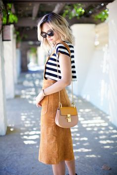 suede and stripes @lateafternoonl