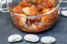 Connaissez-vous les haricots blancs de Soissons? Riches en protéines, pauvres en lipides, ils sont délicieux en ragoût avec du chorizo et des tomates.