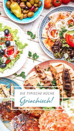 Broccoli Florets, Chickpea Salad, Veggie Dishes, Cherry Tomatoes, Orzo, Vegetarian Recipes, Parmesan, Veggies, Tasty