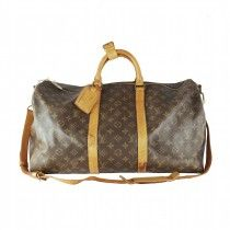 Louis Vuitton Keepall Bandoulière 50 i Monogram Canvas