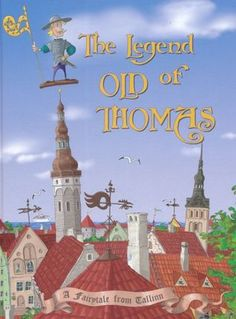 The Legend of Old Thomas.Residents of Tallinn know him well. Visitors to Tallinn need only to look upwards in the Town Hall Square to meet him. I refer to Old Thomas, the figure of a soldier who has now been standing atop the spire of Tallinn Town Hall for over four hundred years with his legs apart, a sword at his side, a flag in his hand and a hat perched proudly on his head. It is as if he is guarding the city from up there to make sure no enemies are approaching...
