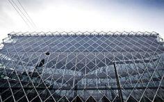 Glasmenageriet i det nye Industriens Hus er et hadeobjekt