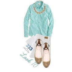 """""""Project 333/Phase7/Spring 2013-Look 10"""" by jcrewchick on Polyvore"""