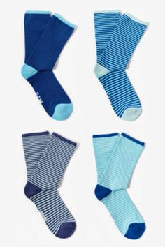 Bamboo Socks - Kingsbridge Pack - 4 Pairs