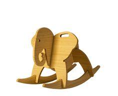 the Elephant, Wee Rock Toy Co.   www.weerocktoyco.com
