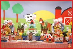 Mariana Sperb: Festa Infantil Menino