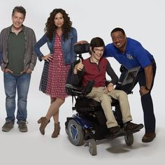 Pin for Later: What You Need to Know About Speechless, ABC's Sitcom About a Family With a Special-Needs Child
