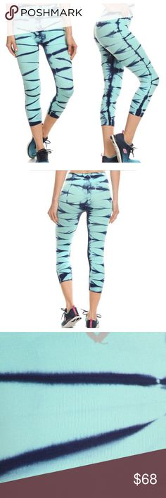 """✨NEW✨ Mint Workout Leggings Color crush! These super cute mint workout leggings are Capri style, cropped with activewear fitted style and a banded high waist. Four way stretch helps the material keep its shape. Pulls out sweat to keep you dry! 92% nylon, 8% spandex. True to size.   * Before asking, please note whatever sizes are listed below are all I currently have in stock.  ▫️Add to Bundle"""" to add more items in my closet or """"Buy"""" to checkout here with your size.  ↓Follow me on Instagram ↓…"""