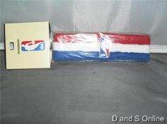 NBA HEADBAND RED WHITE BLUE FOR BAREFEET NEW