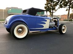 Hemi Powered 32 Ford JR Hot Rod Roadster