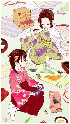 《Kimetsu No Yaiba》Fanart + Doujinshi Otaku Anime, Manga Anime, Manga Art, Anime Art, Demon Slayer, Slayer Anime, Anime Angel, Anime Demon, Demon Hunter
