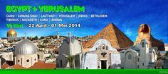 EGYPT+YERUSALEM 10 Hari CS-014A  Info: Nathalia CHRISTOUR WA: 0821 1452 8137