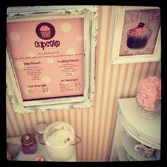Cupcake shop by Kim Saulter