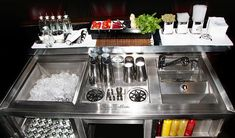 cocktail station bar - Google Search