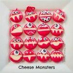 Cheese Monsters  |  DanyaBanya.com