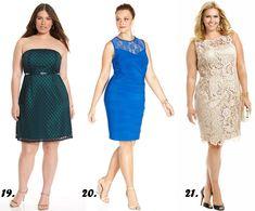 shapely chic sheri curvy fashion and style blog 40 plus sized summer wedding