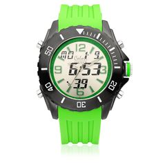 #ColoriWatch - Kids watch - Colori watches are beautifully designed and inspired by seasonal colours and fashion trends. Comfortable silicone straps combined with high precision Japanese quartz movement guarantee an uncomplicated pleasure. Colori Watch - Digital Sports