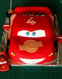 Ran on the lines – That is how woman Leinen styles properly – Pregnancyx. Car Cake Tutorial, Disney Cars Cake, Mini Cakes, Cake Recipes, Sweets, Blog, Desserts, Animal Prints, Occasion