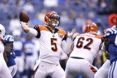 The Buffalo Bills announced on Wednesday that they have reached a two-year deal with free-agent and former Cincinnati Bengals quarterback AJ McCarron.