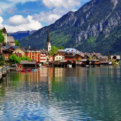 Welcome to the Alpine village in Austria! #travel #travelphotography