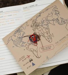 The Journey World Journal