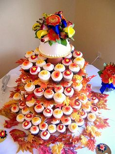 "I want a cupcake ""wedding cake""!"
