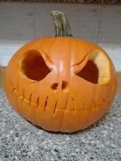 Jack Skellington, the pumpkin king