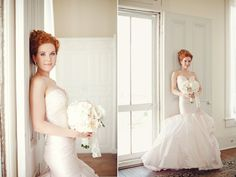 Such a gorgeous bridal portrait session by The Nichols