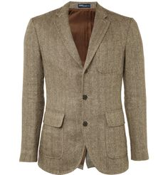 tweed jacket, so now, so yesterday, so here, so countryside, so young, so - oh you get the idea...
