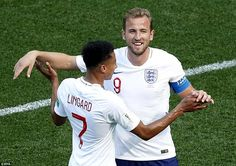 Harry Kane netted his first World Cup hat-trick as England put Panama to the sword in an emphatic win on Sunday First World Cup, World Cup Final, Dario Gomez, England Goals, J Rodriguez, Trevor Francis, England Shirt, Jesse Lingard, Gareth Southgate