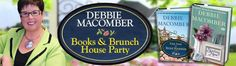Debbie Macomber Books & Brunch House Party - Party Pack arrived today!