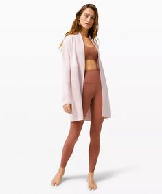 athletic apparel + technical clothing | lululemon Valentines Day Presents, Wrap Sweater, Sweaters For Women, Women's Sweaters, Lululemon, Duster Coat, Wraps, Athletic, Wool