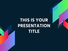 Slidescarnival free powerpoint templates and google slides themes this free presentation template has a bold young and dynamic design a perfect slides theme for startups or presentations about trends music videogames toneelgroepblik Image collections