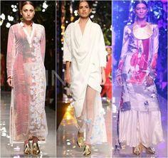 Masaba Gupta collection at Wills India Fashion Week 2014
