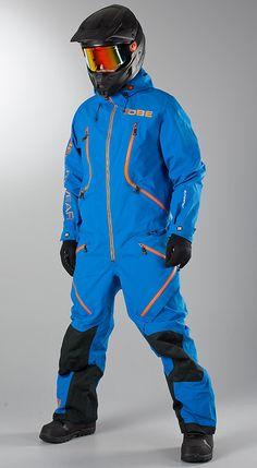 Snow Gear, Snowboarding Gear, Snowmobiles, Cyberpunk Fashion, Jumpsuit Pattern, Paragliding, Snow Skiing, Snow Suit, Military Fashion